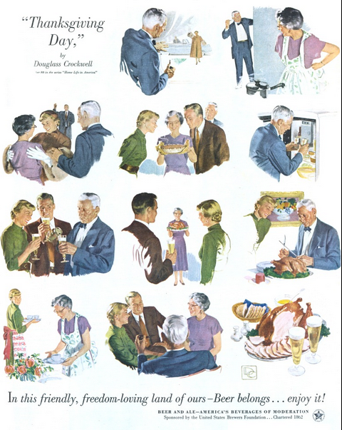 United States Brewers Foundation, 1950
