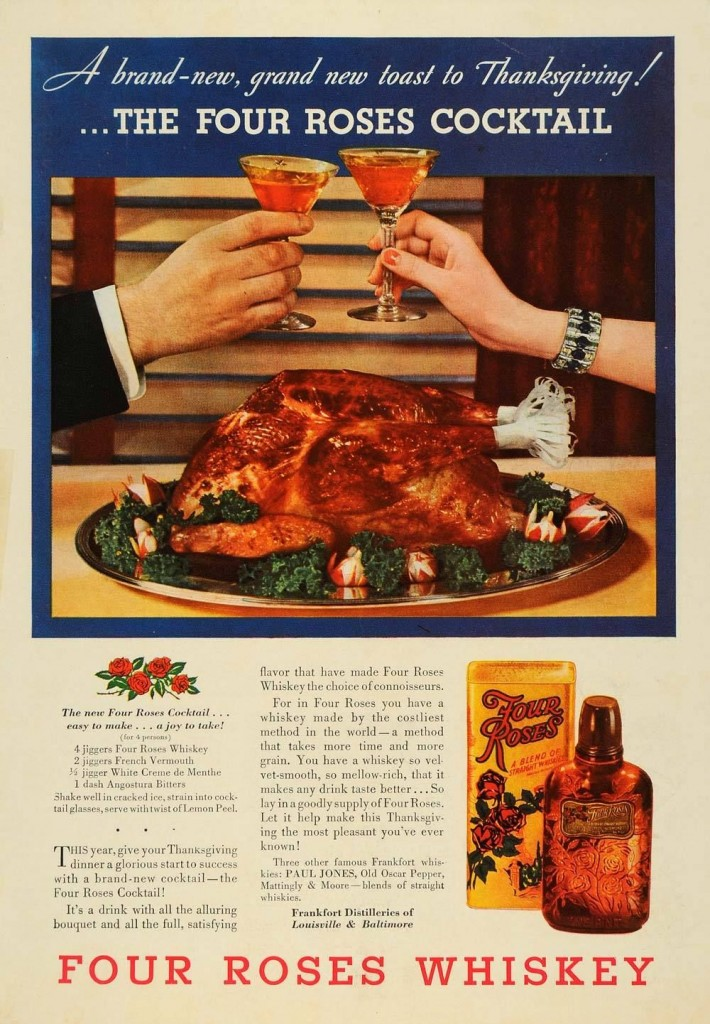 Four Roses, 1935