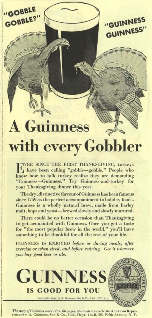Guinness, 1937