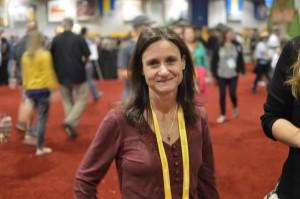 Julia Herz of the Beer Association