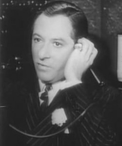 George Jessel ctsy Stage Door Canteen