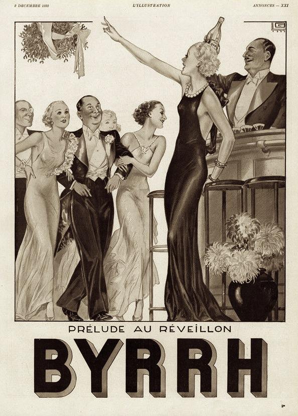 Byrrh, 1933