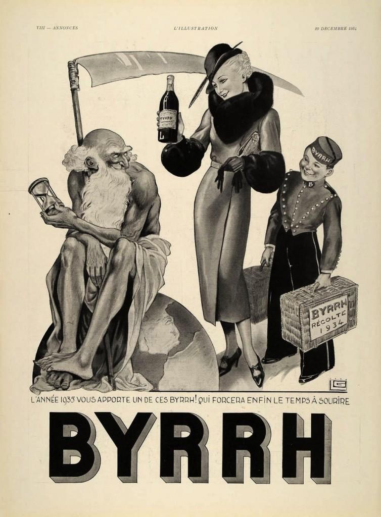 Byrrh, 1934