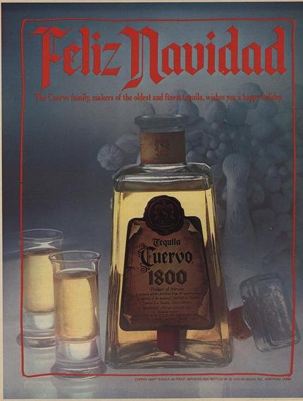 Cuervo 1800, 1981