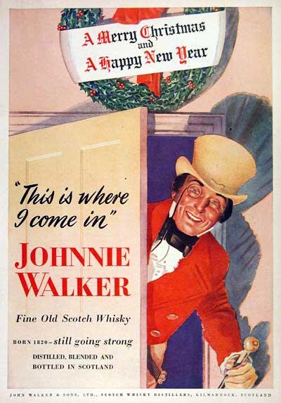 Johnny Walker, 1951