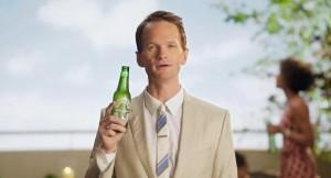 Neil Patrick Harris Heineken