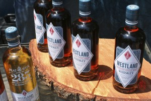 Westland Single Malt Whiskeys