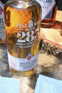 A visit to Westland or their booth at a whiskey tasting often means a chance to taste rare one-off bottles.