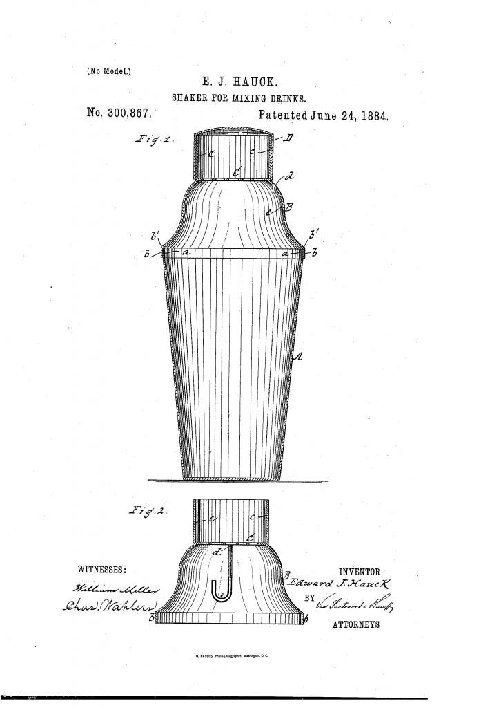 shaker, via US Patent Office