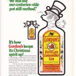 Gordon's, 1972