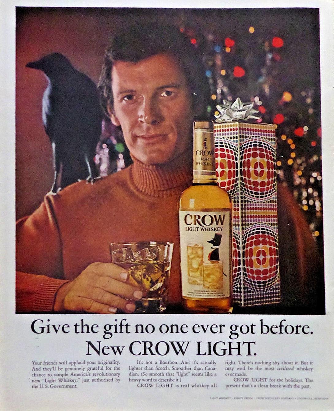 Crow Light, 1972