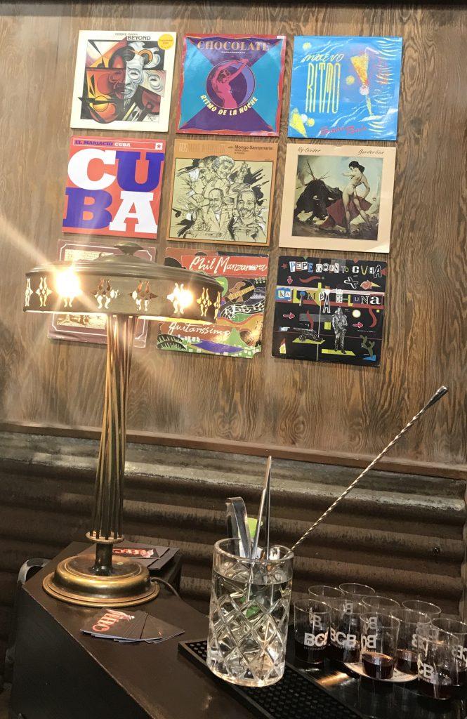Café Bébo transported us to classic Havana via modern day Berlin