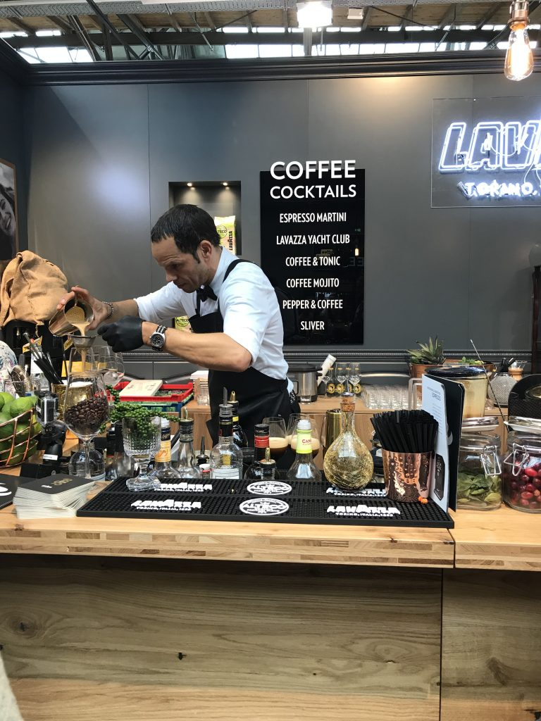 Coffee Cocktails with Lavazza