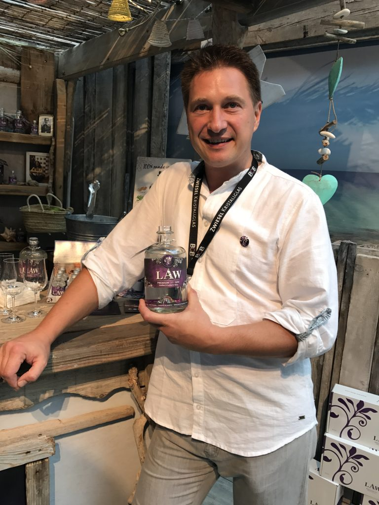Wolfgang Lettners of Law Gin