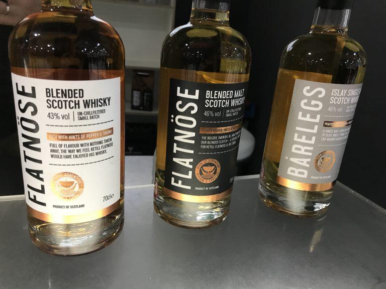Islay Bros. whisky lineup