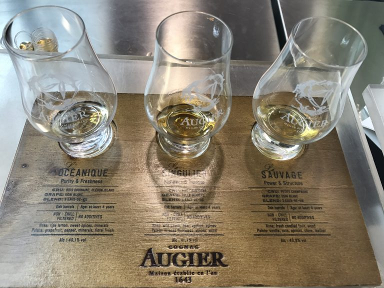 Cognac Augier winner in 2015 NYISC is offering new way to present cognac at on premise establishments