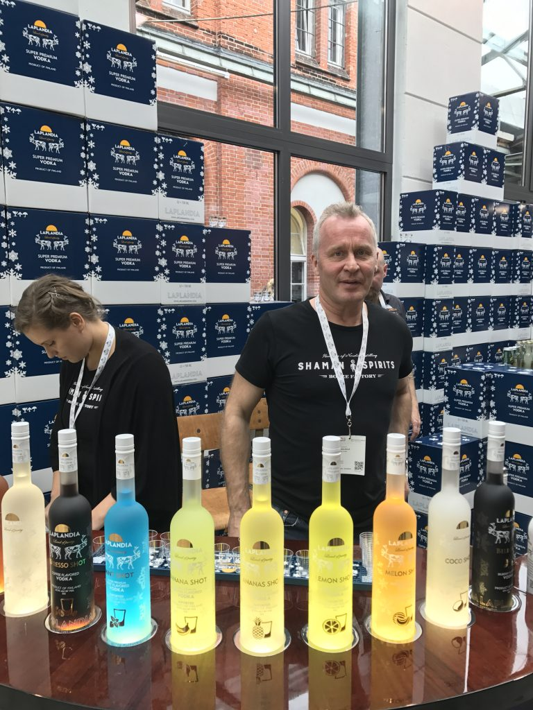 Ilpo Sulkala, CEO Shaman Spirits
