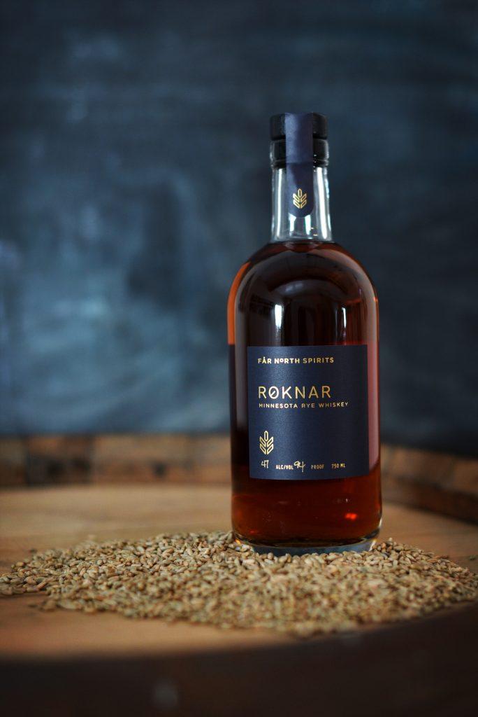 Roknar Rye Whiskey soc med