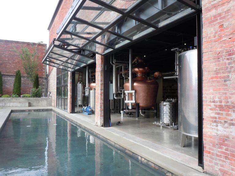 Copper & Kings distillery