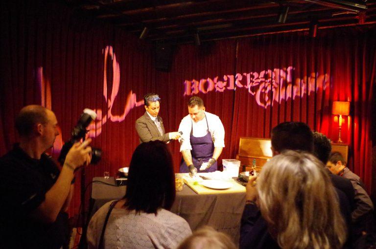 Chef Bobby Benjamin of Butchertown Grocery