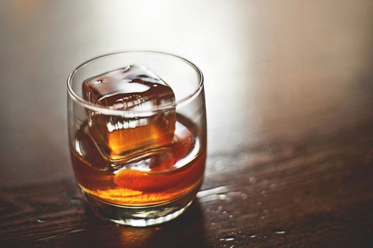 Port Old Fashioned, courtesy Red Star Tavern