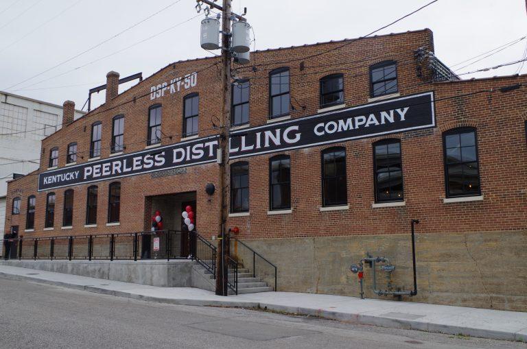 Peerless Distilling, photo by Maggie Kimberl