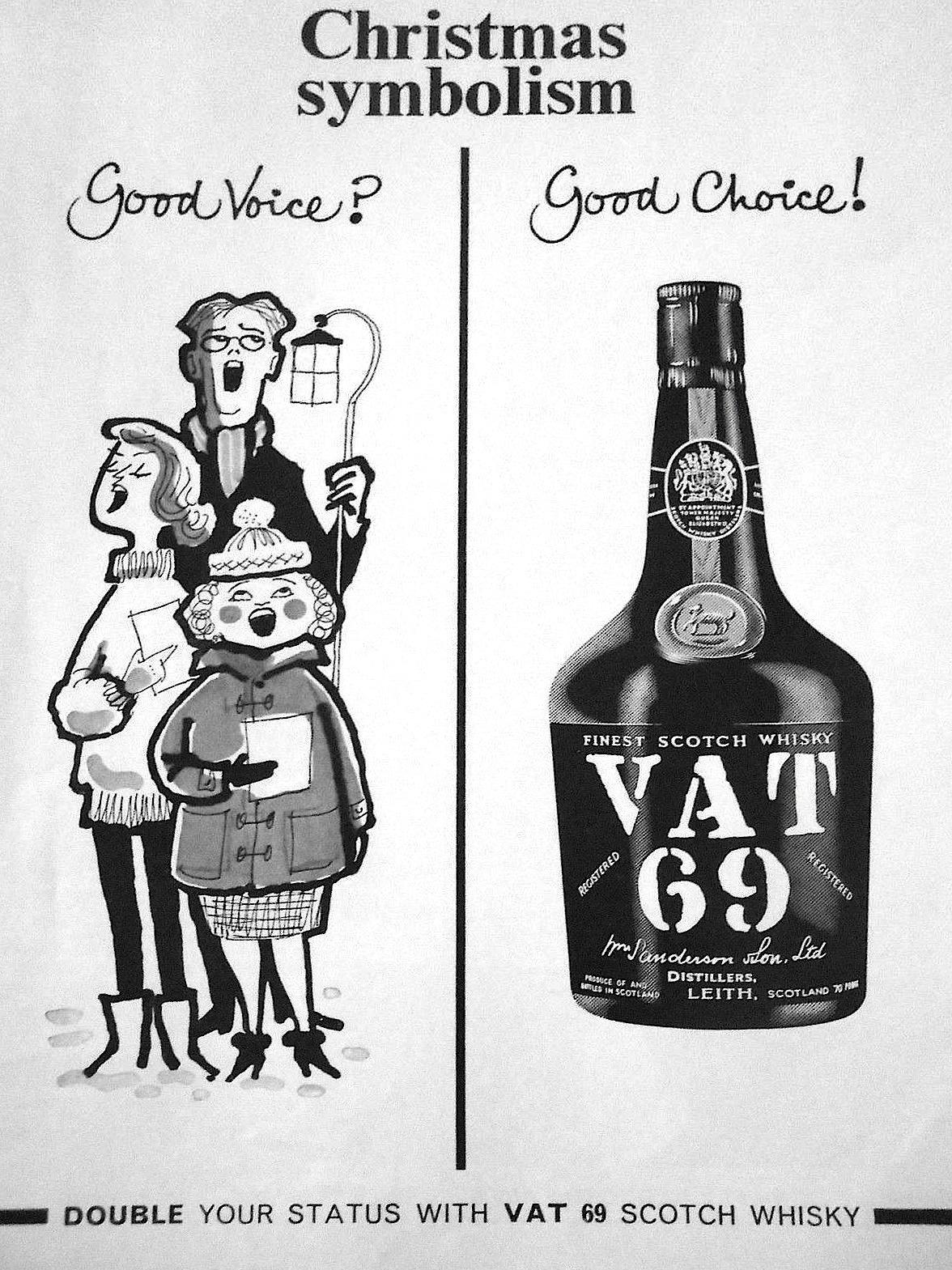 Vat 69, 1963