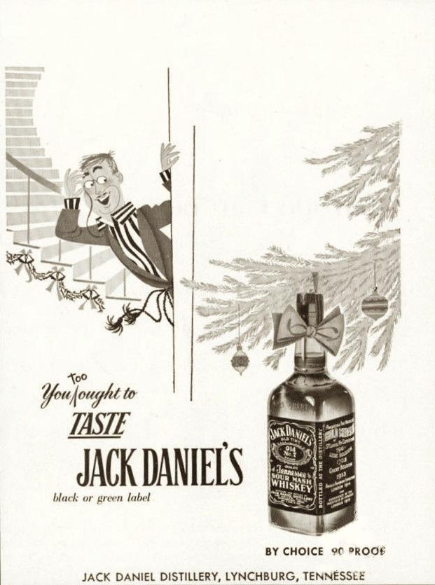 Jack Daniels, 1954