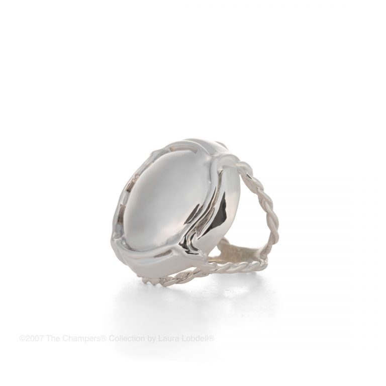 Champers Ring, photo courtesy Laura Lobdell
