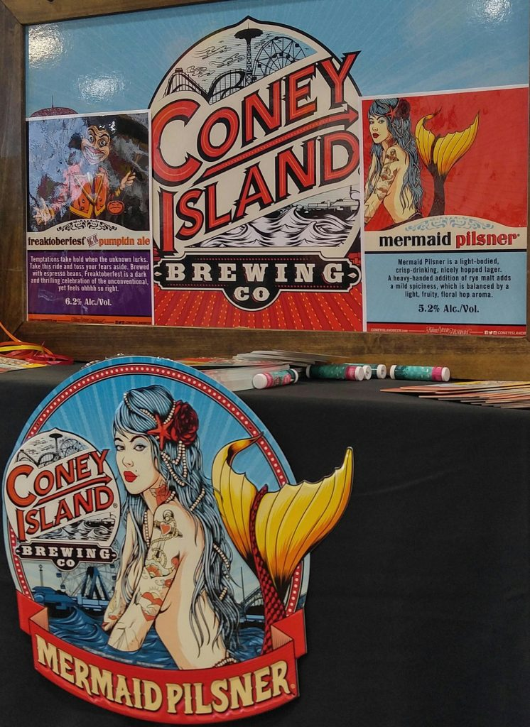 Coney Island Brewery, photo by Phil Galewitz
