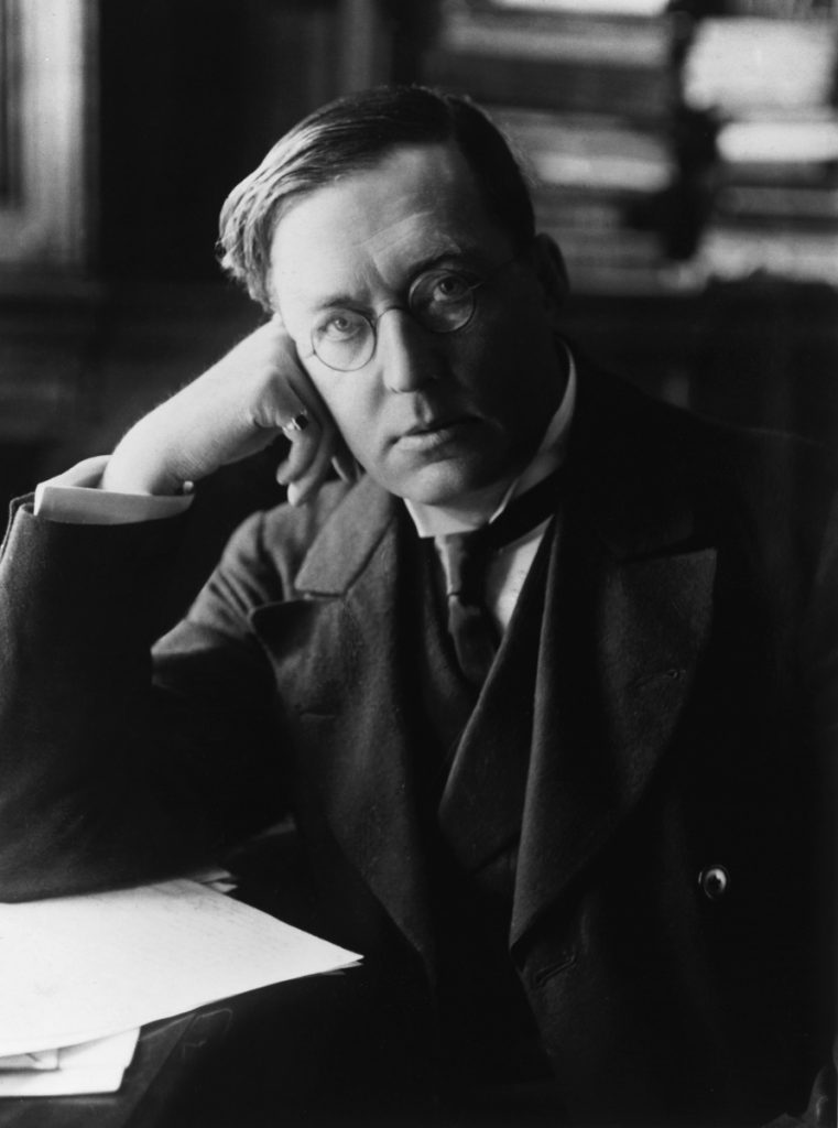 M.R. James by unknown photographer