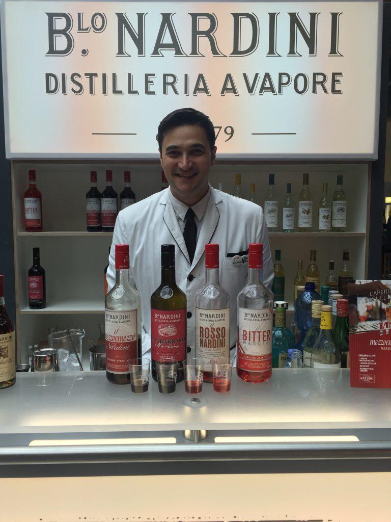 Mattia Pastori at B.Lo Nardini