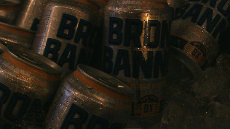Bronx Banner Cans