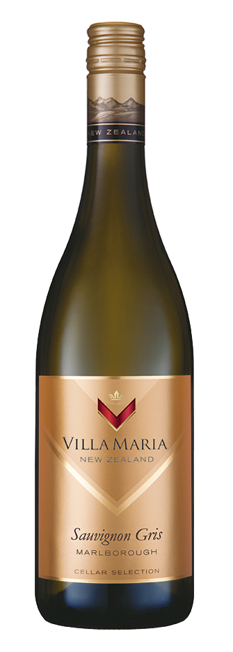 Villa Maria Cellar Selection Sauvignon Gris 2015