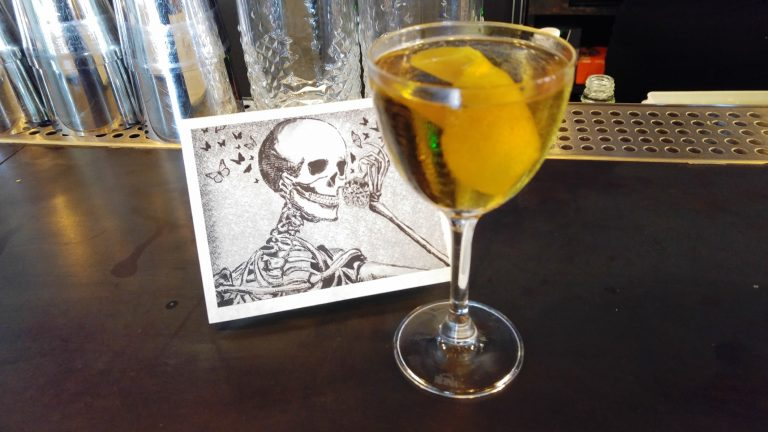 Joya cocktail