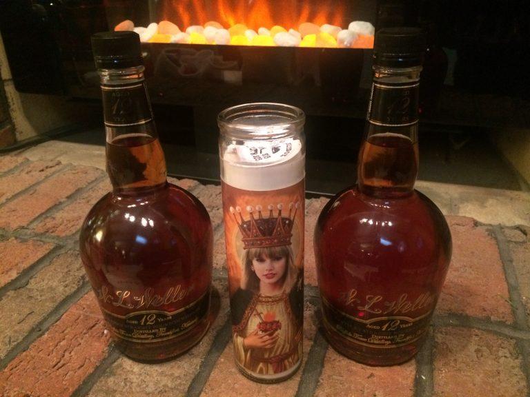 Sara Havens loves her some W.L. Weller bourbon!