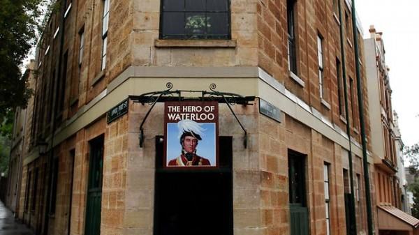 Hero of Waterloo