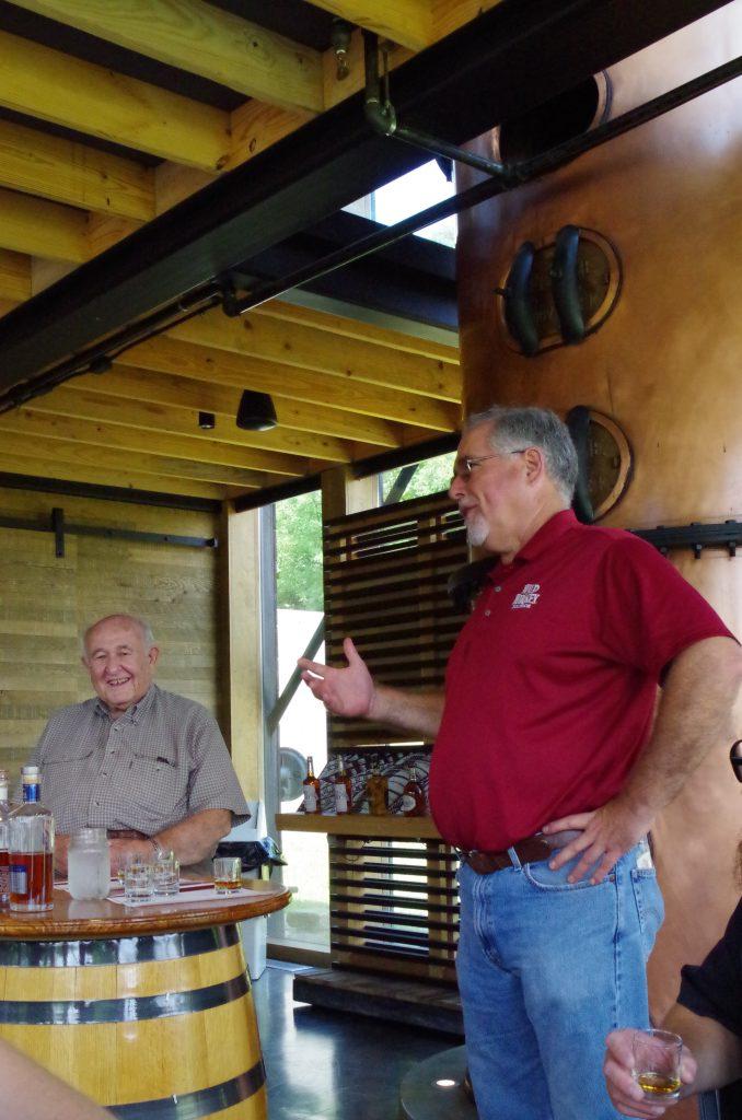 Jimmy and Eddie Russell tell Wild Turkey tales
