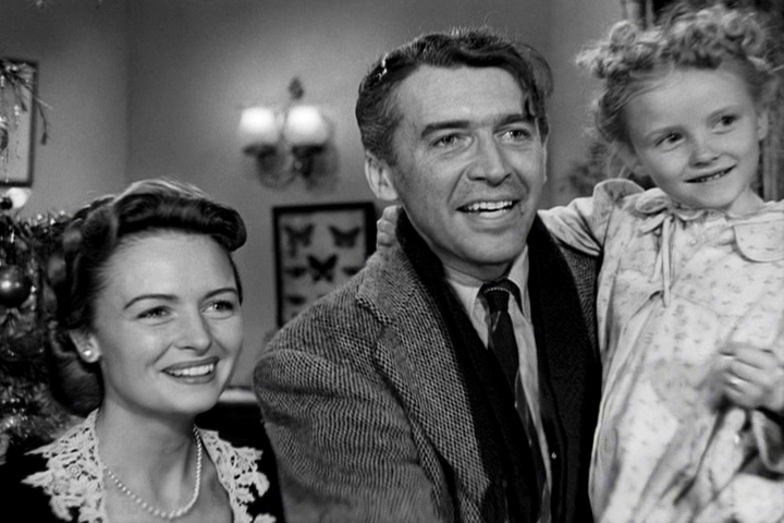 The Bailey Family, It's a Wonderful Life