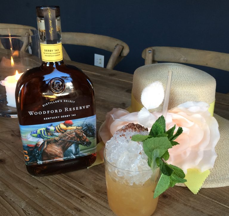 Woodford Reserve Kentucky Derby Commemorative bottle, photo by Robert Haynes-Peterson