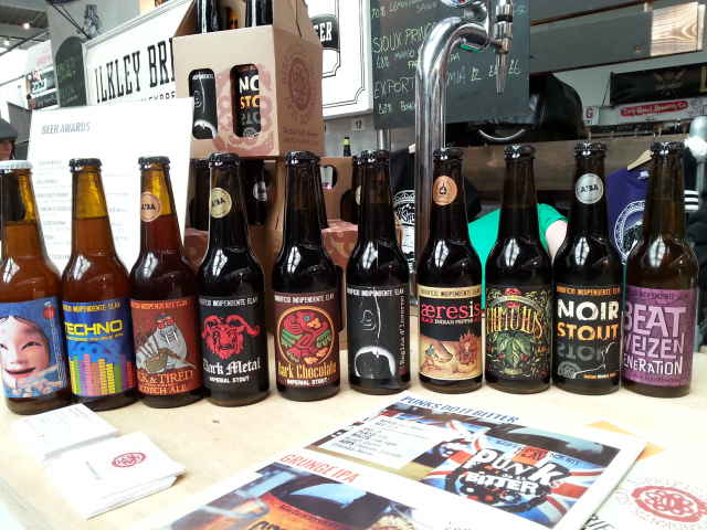 Selections from Elav Brewery
