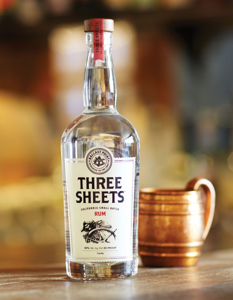 Three Sheets w Cocktail