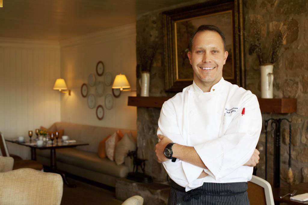 Chef Josh Feathers