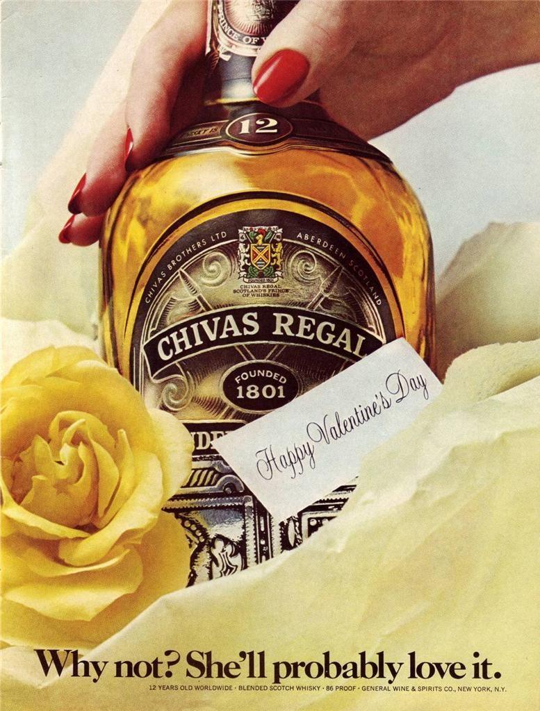 Chivas Regal, 1978