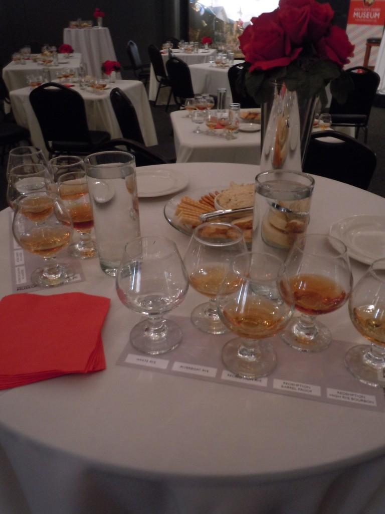 Greg Metze bourbon tasting