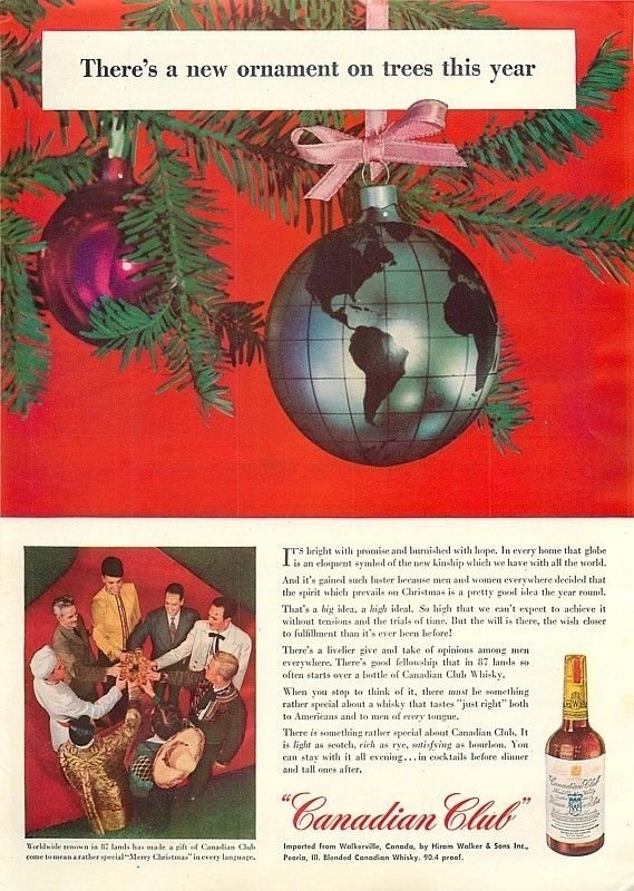 Canadian Club, 1946