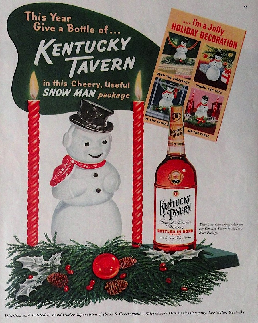 Kentucky Tavern, 1952