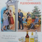 Fleischmann's Gin/Vodka/Whiskey, 1960