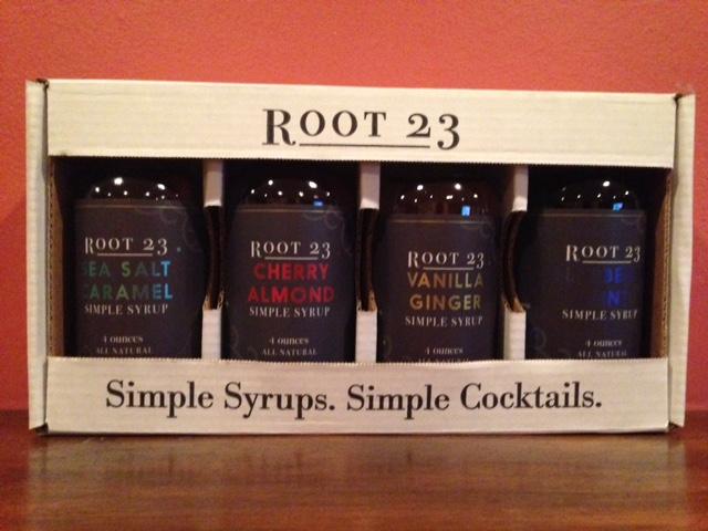 Root 23 sampler pack via Root 23
