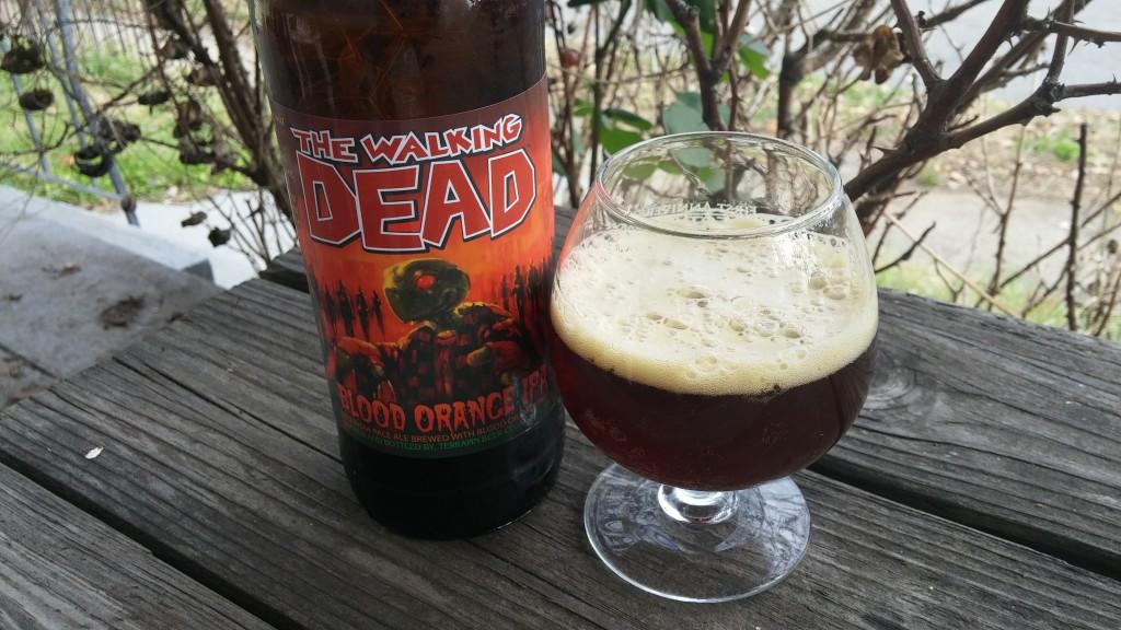 walking dead beer kevin gibson